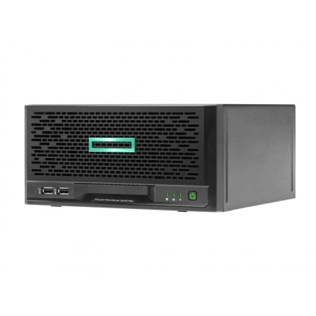 Hewlett Packard Enterprise - ProLiant MicroServer servidor Intel Pentium 38 GHz 8 GB DDR4-SDRAM Ultra Micro Tower 180 W