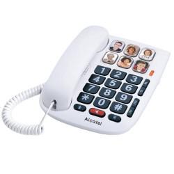 Alcatel - TELEFONO C/CABLE ALCATEL TMAX10 BLANCO