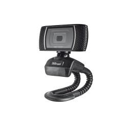 Trust - Trino HD Video Webcam cámara web 8 MP USB Negro