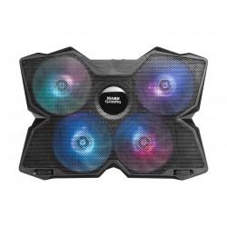 "Mars Gaming - MNBC3 soporte para ordenador portátil Negro 43,9 cm (17.3"")"