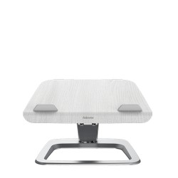 "Fellowes - 8064401 soporte para ordenador portátil Blanco 48,3 cm (19"")"