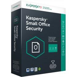 Kaspersky Lab - Small Office Security 7 Licencia básica 10 licencia(s) 1 año(s)
