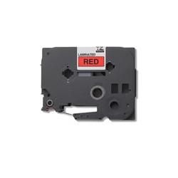 Brother - TZ-461 cinta para impresora de etiquetas Negro sobre rojo
