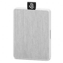 Seagate - STJE500402 unidad externa de estado sólido 500 GB Blanco