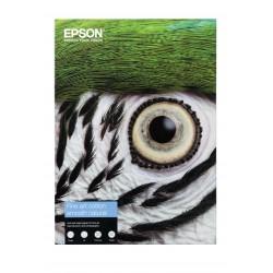 Epson - Fine Art Cotton Smooth Natural A2 25 Sheets