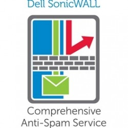 SonicWall - Comprehensive Anti-Spam Service - 01-SSC-0633