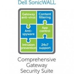 SonicWall - Comprehensive Gateway Security Suite