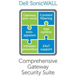 SonicWall - Gateway Anti-Malware - 01-SSC-0603
