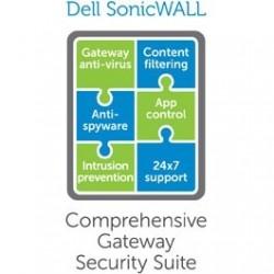 SonicWall - Gateway Anti-Malware - 01-SSC-0535