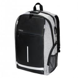 "SUBBLIM - Mochila antirrobo para Portátil Business Lock Backpack 16"" Grey/Black"