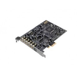 Creative Labs - Sound Blaster Audigy Rx Interno 7.1channels PCI-E