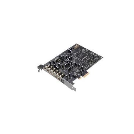 Creative Labs - Sound Blaster Audigy Rx Interno 7.1channels PCI-E