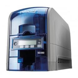 DataCard - SD260S impresora de tarjeta plástica Sublimación de tinta/Transferencia térmica por resina Color 300 x 300 DPI