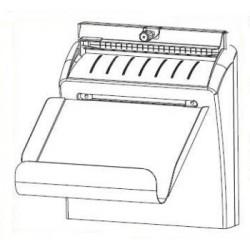 Zebra - P1058930-189 pieza de repuesto de equipo de impresión Cortador 1 pieza(s)