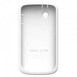 "bq - 11BQFUN125 funda para teléfono móvil 8,89 cm (3.5"") Blanco"