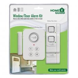 Homeguard - HGWAK610 sensor de puerta / ventana Inalámbrico Blanco