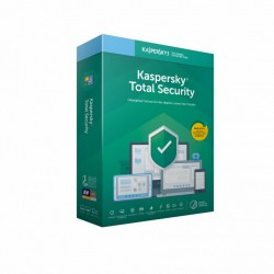 Kaspersky Lab - Total Security 1 licencia(s) 1 año(s)