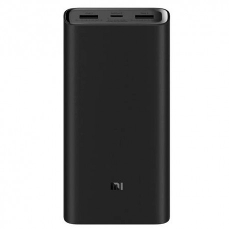 Xiaomi - MI POWER BANK 3 PRO ACCS 20000MAH IN