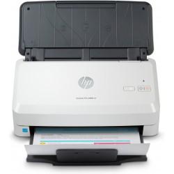 HP - Scanjet Pro 2000 s2 600 x 600 DPI Escáner alimentado con hojas Negro, Blanco A4