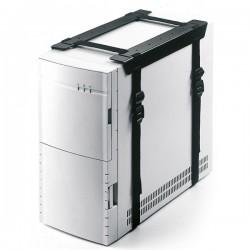 Newstar - CPU-D025BLACK Desk-mounted CPU holder Negro soporte de CPU