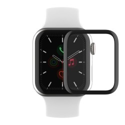 Belkin - OVG001ZZBLK protector de pantalla Reloj inteligente Apple 1 pieza(s)