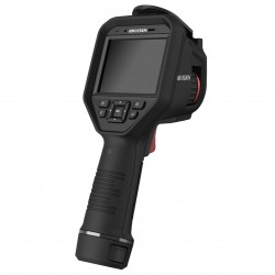 Hikvision Digital Technology - DS-2TP21B-6VF/W cámara térmica 160 x 120 Pixeles VOx Negro Pantalla incorporada LCD 640 x 480 Pix