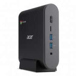 Acer - Chromebox CXI3 8ª generación de procesadores Intel® Core™ i5 i5-8250U 8 GB DDR4-SDRAM 32 GB SSD Mini PC Negro Chrome OS