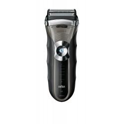Braun - Series 3 390cc-4 Máquina de afeitar de láminas Recortadora Negro