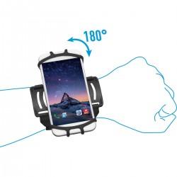 Mobilis - 030004 accesorio para dispositivo de mano Correa de mano Negro