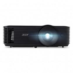 Acer - Essential X1127i videoproyector 4000 lúmenes ANSI DLP SVGA (800x600) Proyector para escritorio Negro