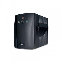 Ewent - EW3941 sistema de alimentación ininterrumpida (UPS) 2 salidas AC 720 VA 360 W