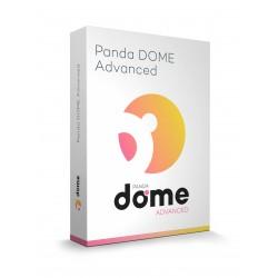Panda - Dome Advanced Licencia básica 5 licencia(s) 1 año(s) Español