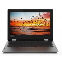 """Lenovo - 330 Gris Híbrido (2-en-1) 29,5 cm (11.6"""") 1366 x 768 Pixeles Pantalla táctil Intel® Celeron® 2 GB DDR4-SDRAM 64 GB eMMC"""