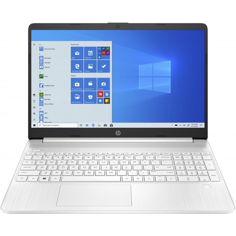HP - 15s-eq0014ns Blanco Portátil 39