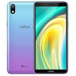 """Neffos - A5 15,2 cm (5.99"""") 1 GB 16 GB SIM doble 3G MicroUSB Azul, Púrpura Android 9.0 3050 mAh"""