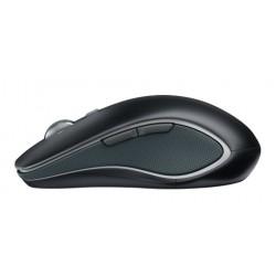 Logitech - M560 RF inalámbrico Laser Ambidextro Negro ratón