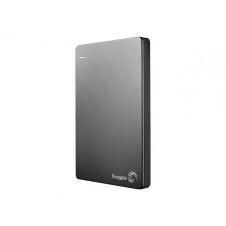 Seagate - Backup Plus Slim 1TB 1000GB Plata disco duro externo