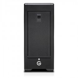 G-Technology - G-SPEED Shuttle XL unidad de disco multiple 80 TB Escritorio Negro