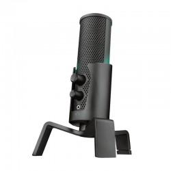 Trust - GXT 258 Fyru Micrófono para PC Negro