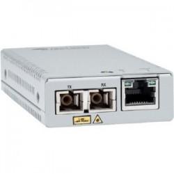 Allied Telesis - AT-MMC2000/SC-960 convertidor de medio 1000 Mbit/s 850 nm Multimodo Gris