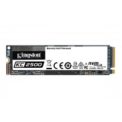Kingston Technology - KC2500 M.2 500 GB PCI Express 3.0 3D TLC NVMe