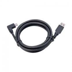 Jabra - 14202-09 cable USB 2.0 USB A Negro