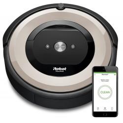 iRobot - Roomba e5152 aspiradora robotizada Sin bolsa Negro, Cobre