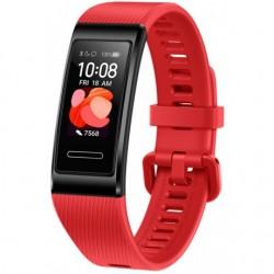 "Huawei - Band 4 Pro AMOLED 2,41 cm (0.95"") Pulsera de actividad Rojo"