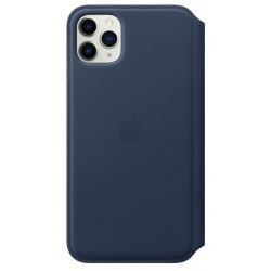 "Apple - MY1P2ZM/A funda para teléfono móvil 16,5 cm (6.5"") Folio Azul"