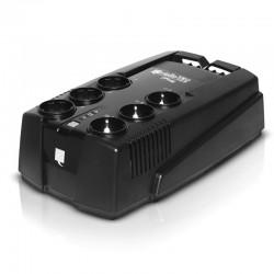 Riello - IPG 600 sistema de alimentación ininterrumpida (UPS) 600 VA 360 W 8 salidas AC