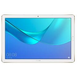 """Huawei - MediaPad T5 25,6 cm (10.1"""") Hisilicon Kirin 3 GB 32 GB Wi-Fi 5 (802.11ac) Oro, Blanco"""