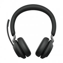 Jabra - Evolve2 65, MS Stereo Auriculares Diadema Negro