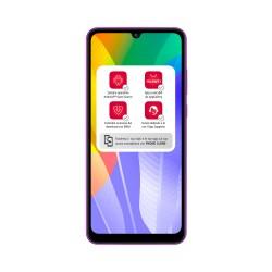 "Huawei - Y6p 16 cm (6.3"") 3 GB 64 GB SIM doble 4G MicroUSB Púrpura Android 10.0 Huawei Mobile Services (HMS) 5000 mAh"