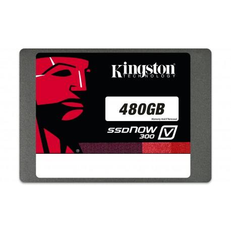 Kingston Technology - SV300S37A/480G Serial ATA III unidad de estado sólido